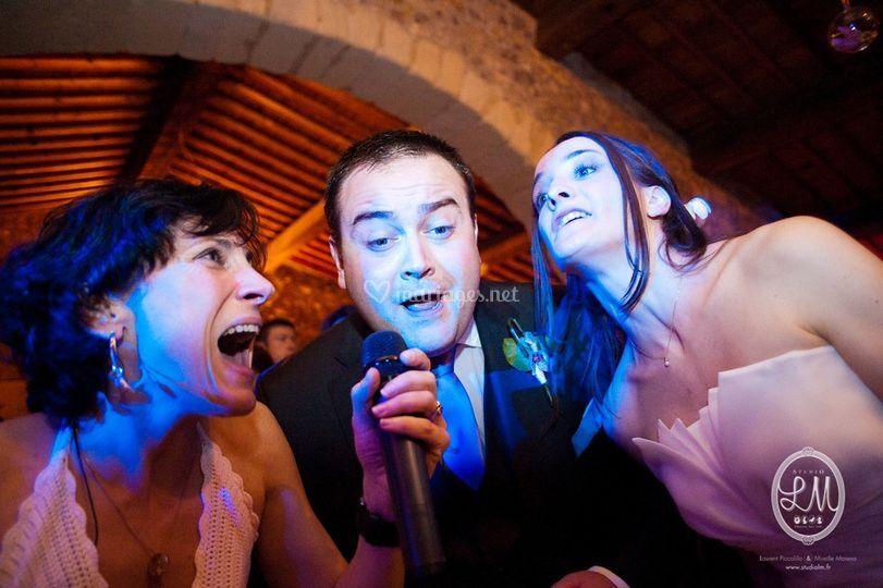 Soirée Mariage Malaca Trio
