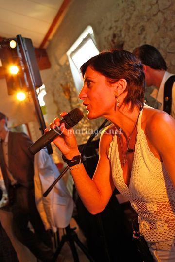 Sylvie - chanteuse