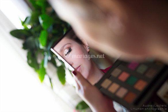 Makeup mariage précision