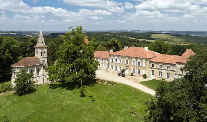 Château de St Loup en Albret