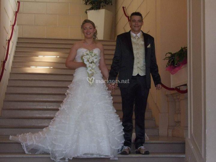 Mariage en juillet