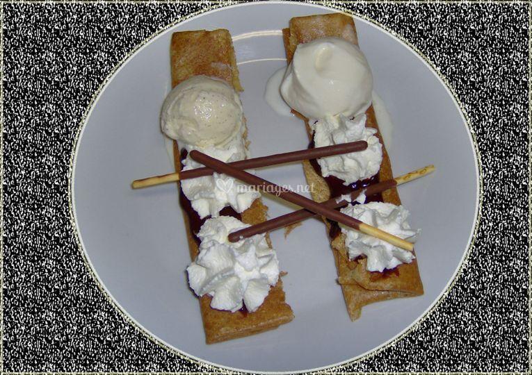 Dessert original