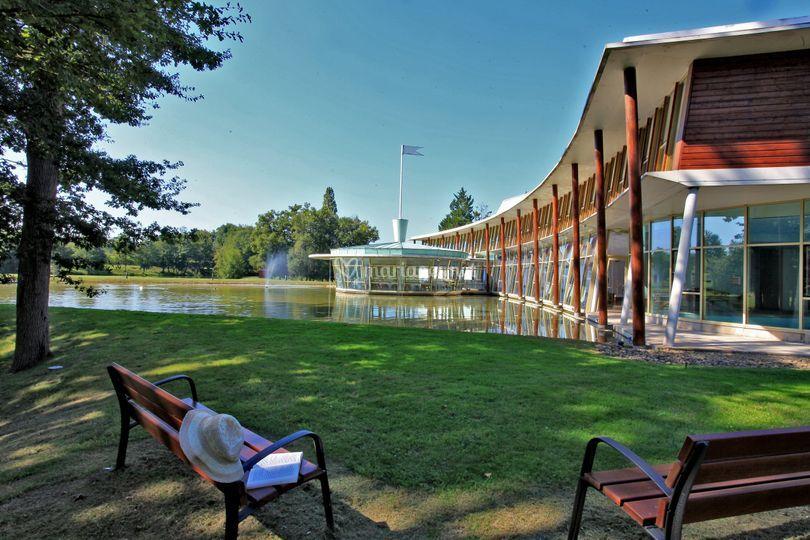 L'Hôtel Restaurant Les Lacs d'Halco