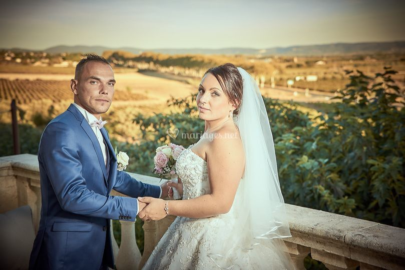 Mariage à Pézenas