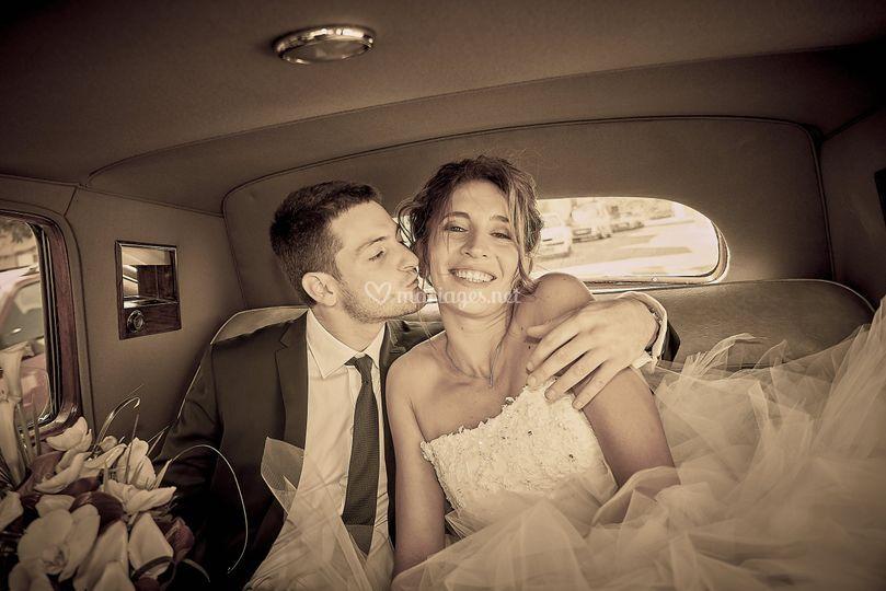 Mariage à Séguret