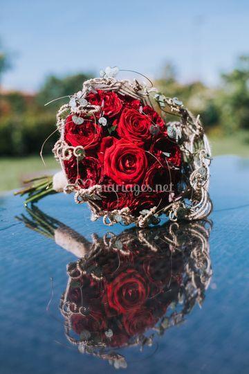 Bouquet personnalisé technique