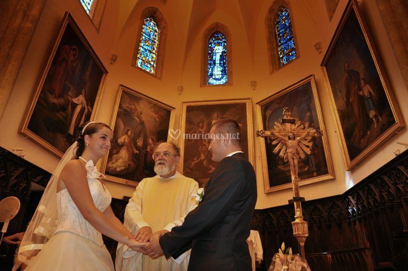 Mariage à Balaruc