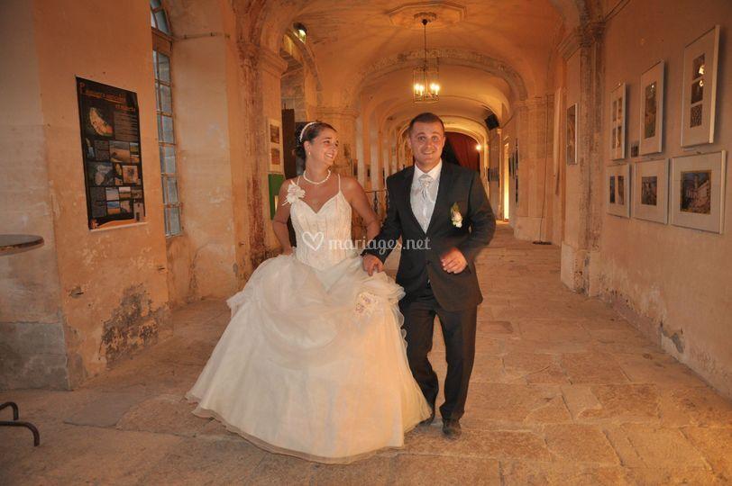 Mariage à Cassan