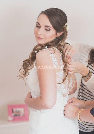 Florine la mariée