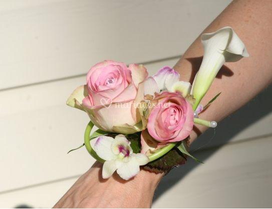 Bracelet floral