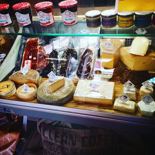 Fromages affinés Xavier