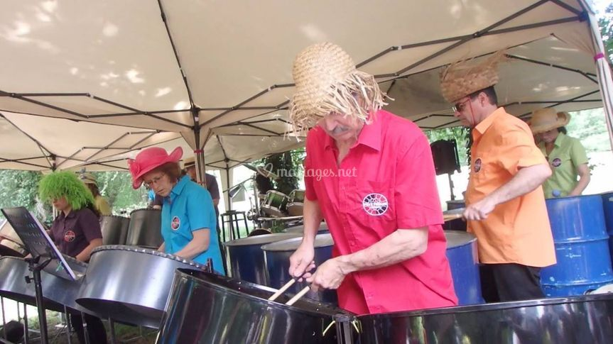 Pan's Passion Steelband