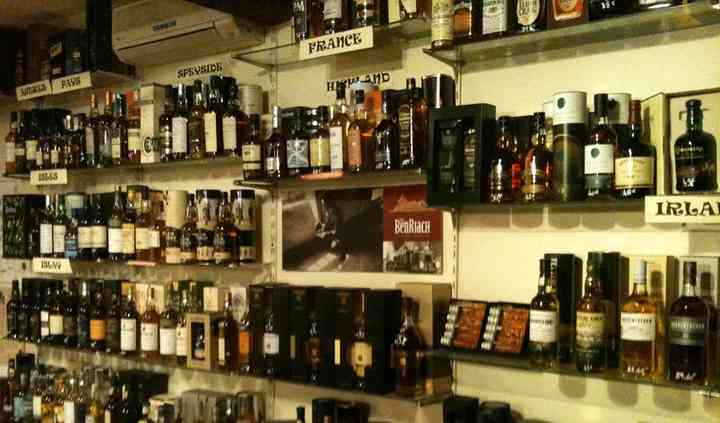Coin whiskies