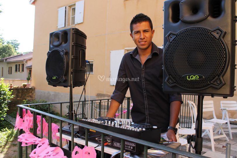 DJ Giovanni Sono du cocktail