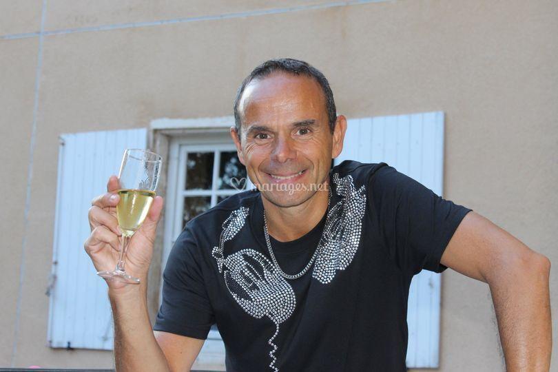 DJ Pascal ... à votre santé