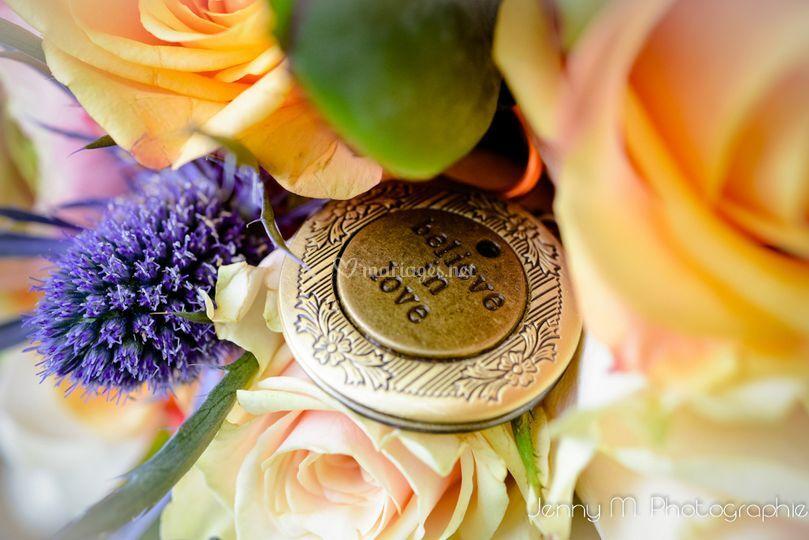 Bouquet détail