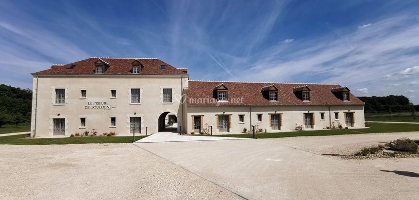 Hôtel Le Prieuré de Boulogne