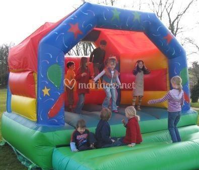 Chateau Gonflable pour enfants/ados/adultes