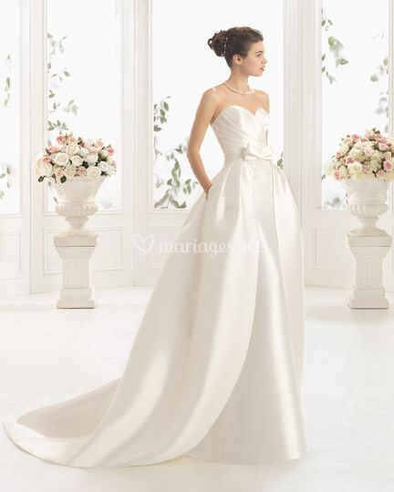 Robe de mariée Chad
