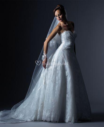 Robe de mariée Abby