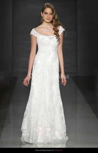 Robe de mariée Agathe