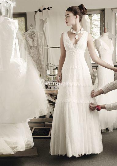 Robe de mariée Anae