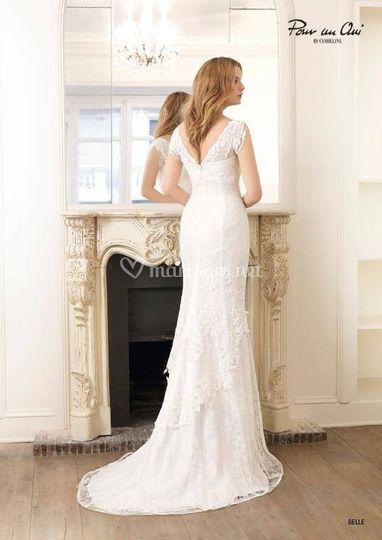Robe de mariée Belle