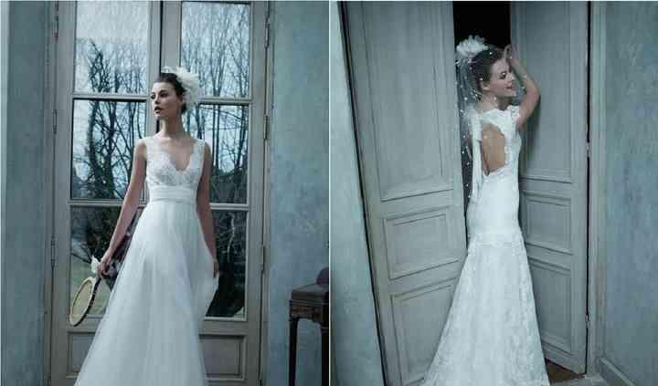 Robe de mariée Belen