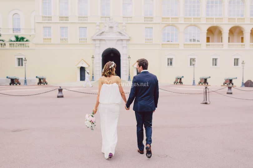 Wanderlust Wedding