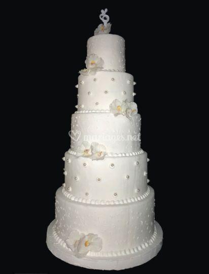 Gâteau américain sur Matyasy Traiteur