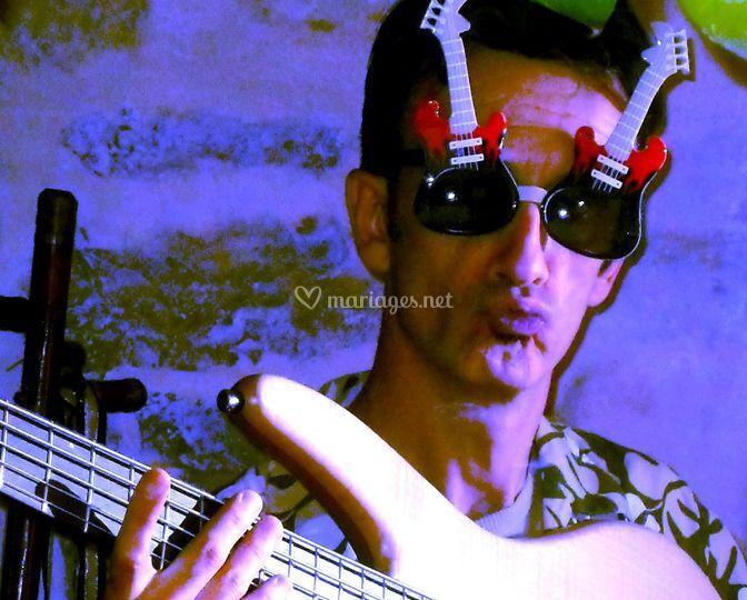 Olivier - bassiste