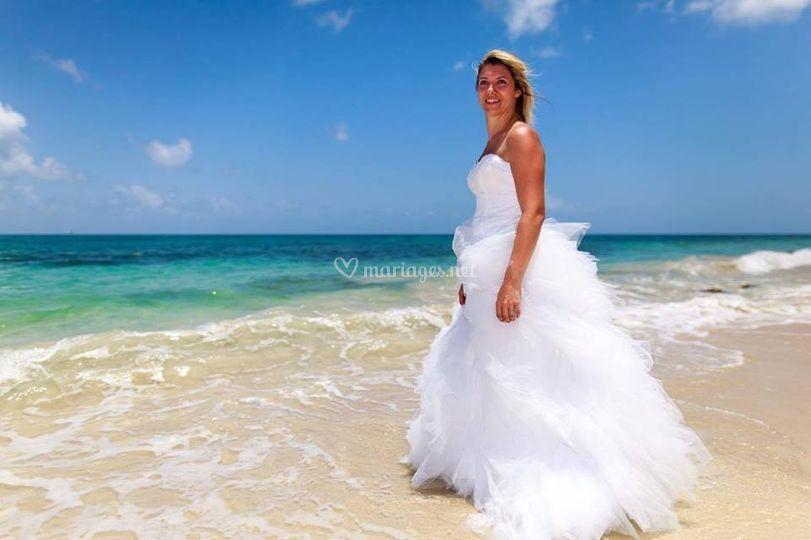 Plus d'une robe de mariée