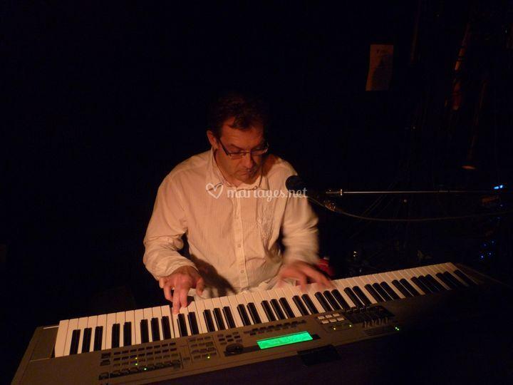 Bruno - Claviers