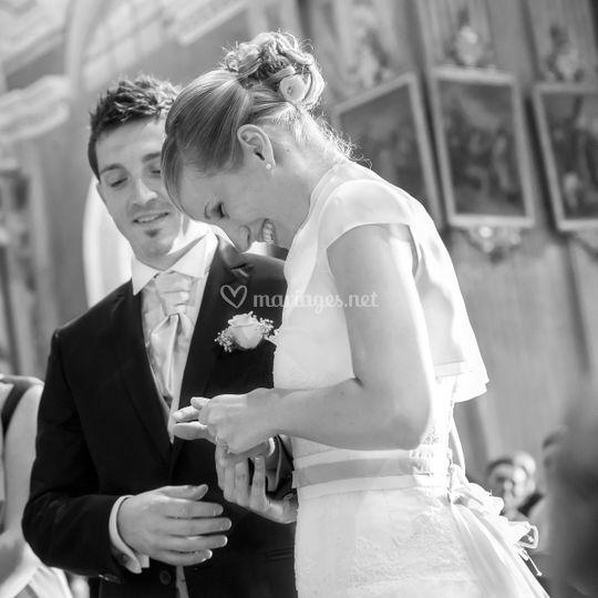 American wedding ©NOCESDUMONDE