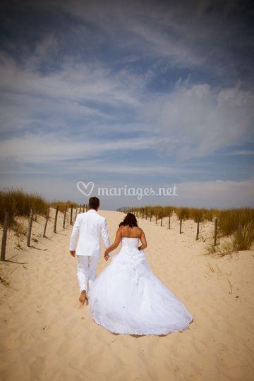 Beach wedding ©NDM