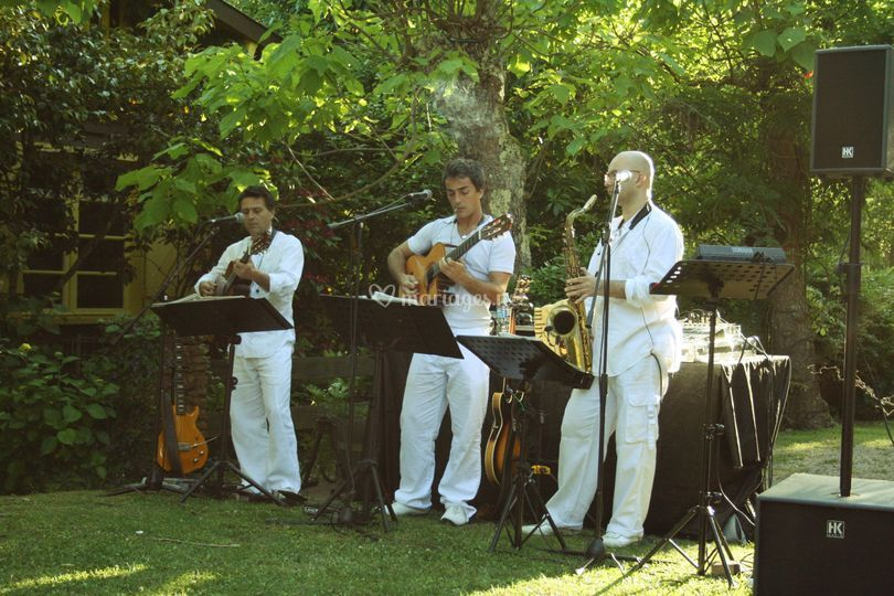Musique cocktail mariage