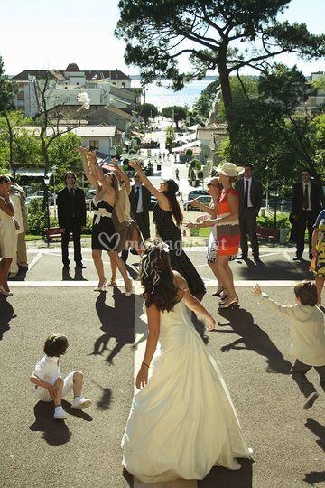 Mariage au Pyla ©SylvainNorget