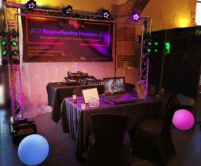 Expo nuit salon mariage