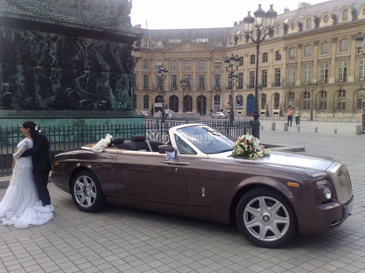 Mariage Rolls Royce Drophead