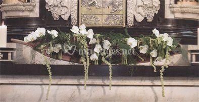 Décor autel