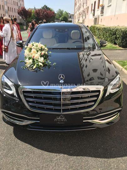 Mariage Mercedes S Maybach