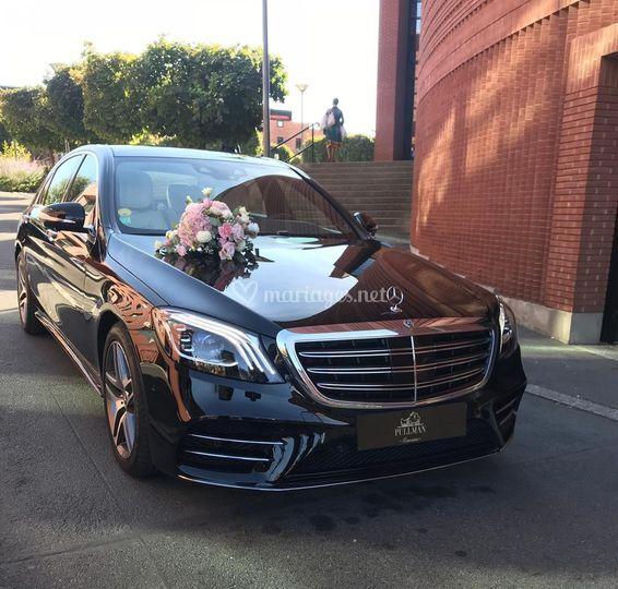 Mercedes Classe S 2018 Mariage