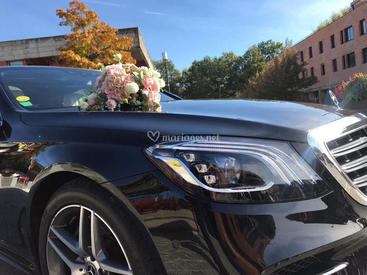 Mercedes Classe S350 2018