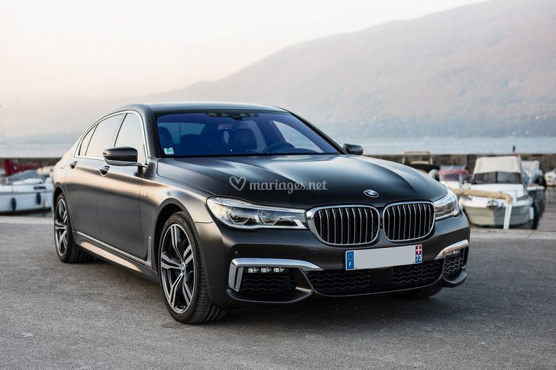 BMW 750 LD M