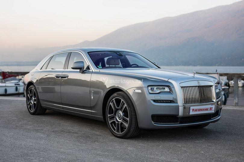 Rolls Royce Ghost longue