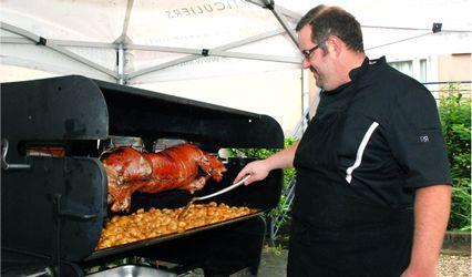 Au cochon à la broche