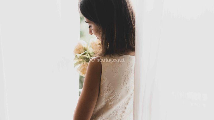 Une mariée à Loustaou