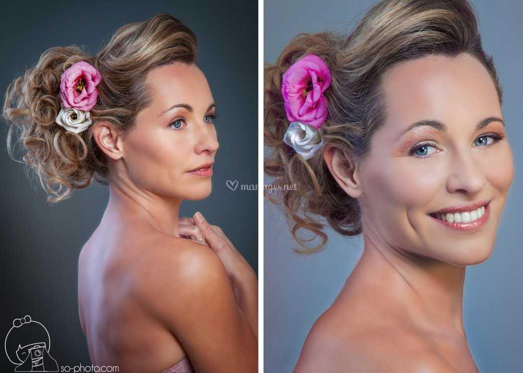 Maquillage Mariage Toulon De Audrey Robbino Photo 15