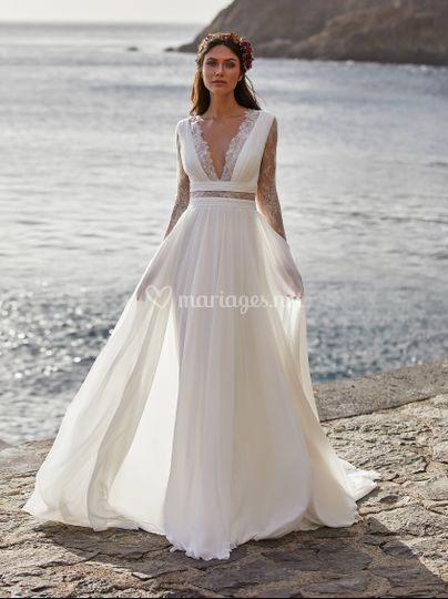 Robe pronovias barry