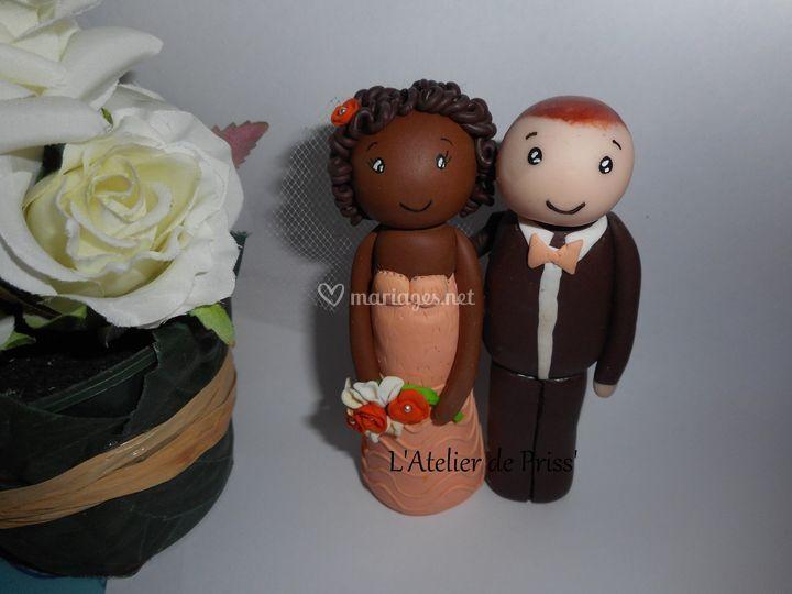 Alia et Fabrice
